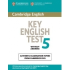 KET Key English Test 5 without Answers