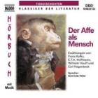 Der Affe als Mensch. Hörbuch 2 CDs
