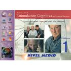 Actividades de Estimulación Cognitiva en Personas Mayores.Cuaderno 1 Nivel Medio