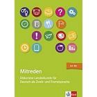 Mitreden. Diskursive Landeskunde für Deutsch als Fremd- und Zweitsprache. A2-B2 (Buch mit Audio CD und Online-Angebot)