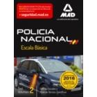 Policía Nacional Escala Básica. Temario volumen 2. Ciencias Sociales y materias Tecnico- Científicas