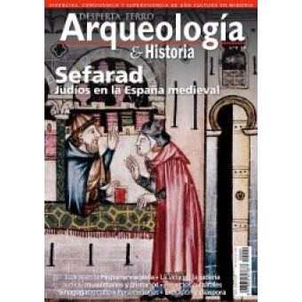 AQ Nº9: Sefarad: Judíos en la España medieval (Desperta Ferro)