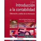 Introducción a la contabilidad. Elaboración y análisis de la información