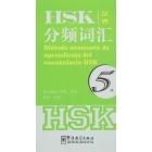 Vocabulario HSK 5 por orden de frecuencia (Método avanzado de aprendizaje del vocabulario HSK)