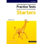 Cambridge English Qualifications Practice Tests. Pre A1 Starters. Four practice tests