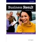 Business Result Starter. Teacher's Book 2nd Edition