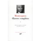 ?uvres complètes (Tome 2) (Bibliothèque de la Pléiade)