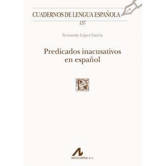 Predicados inacusativos en español (137)