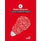Matemàtiques 4t. Prova de Competències Bàsiques.  Educació primària. Cicle mitjà