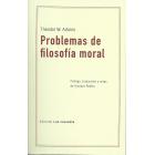 Problemas de filosofía moral