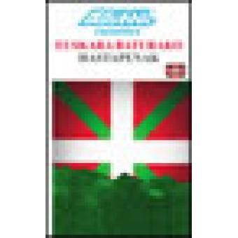 Euskara baturako hastapenak (Iniciación al euskara) 3 cassettes