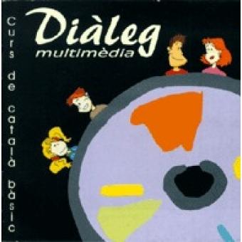 Diàleg multimèdia 3. Curs de català bàsic  (nivell elemental)