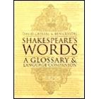Shakespeare 's Words