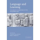 Language and learning: philosophy of language in the hellenistic age