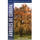 Árboles de Europa. Nueva generación de guías de campo
