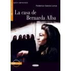 La casa de Bernarda Alba + CD (B2)