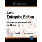 Java enterprise edition . Desarrollo de aplicaciones web con JEE 6
