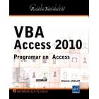 Recursos informáticos VBA Accés 2010