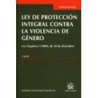 Ley de protección integral contra la violencia de género