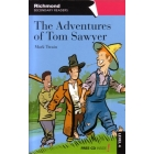 The Adventures of Tom Sawyer (Richmond Secondary Readers Level 4 with CD)