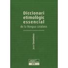Diccionari Etimològic Essencial de la Llengua Catalana I