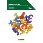 Matemáticas. Prueba de acceso a ciclos formativos de GM