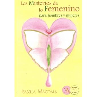 Los misterios de lo femenino para hombres y mujeres (libro+cartas)