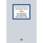 Handbook of spanish business  law
