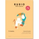 VACANCES - 1ER PRIMARIA  (Cuadernos Rubio)