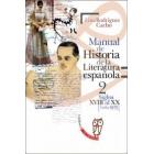 Manual de Historia de la Literatura Española, 2 (Siglos XVIII-XX)