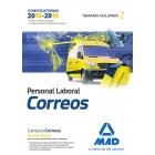 Personal Laboral de Correos y Telégrafos.Temario II (2018)