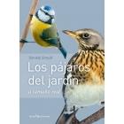 Los pájaros de jardín a tamaño real