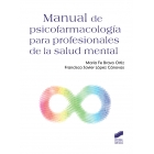 Manual de psicofarmacología para profesionales de la salud mental