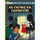 Tintin. As Choyas D'A Castafiore (Aragonés)