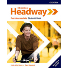 New Headway 5th edition - Pre-Intermediate - Student's Book with Student's Resource center and Online Practice Access