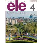 Agencia ELE 4 Nueva edición. Libro de clase (Nivel B2.1)