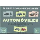 El juego de memoria diferente. Automóviles (25 parejas diferentes)