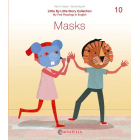 Little by little: My first readings in English #10 - Masks