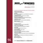 Jueces para la democracia. Información y debate (Diciembre 2019)