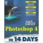 Teach yourself Photoshop 4 in 14 days