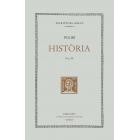 Història. Vol IV. (Trad de Antoni Ramon i Arrufat)