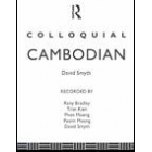 Colloquial Cambodian cassettes