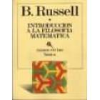 Introducción a la filosofía matemática