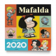 Calendario Mafalda 2020 Pared