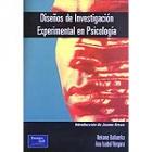 Diseños de investigacióm experimental en psicología. Modelos y análisis de datos mediante el SPSS 10.0