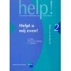 Help! Een cursus Nederlands voor anderstaligen: helpt u mij even? 2 Boek voor de docent