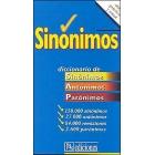 Sinónimos. Diccionario de Sinónimos Antónimos Parónimos