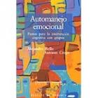 Automanejo emocional. Pautas para la intervención cognitiva con grupos