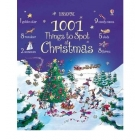 1001 Things to Spot at Christmas (Hardback)