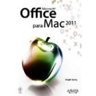 Microsof office para Mac 2011
